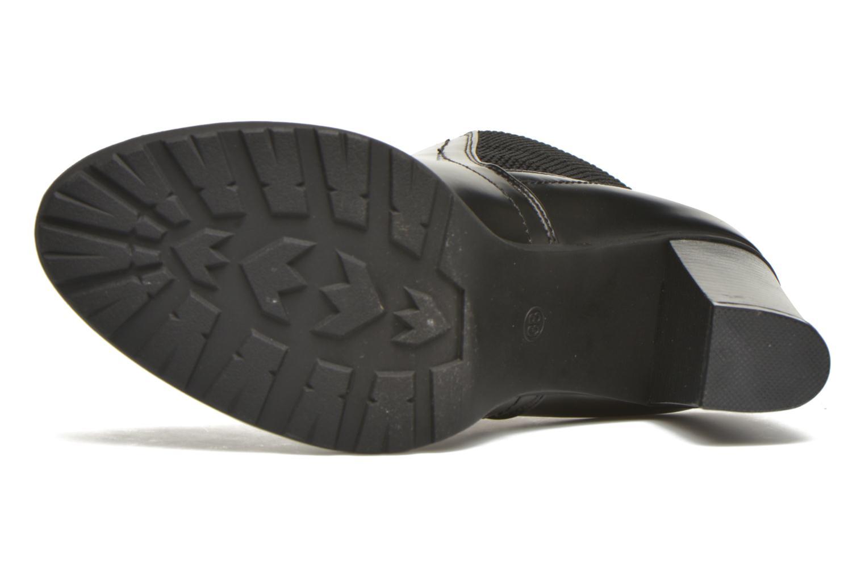 Bottines et boots I Love Shoes THASSE Noir vue haut