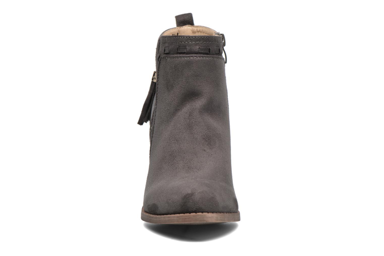 Bottines et boots I Love Shoes THANSE Gris vue portées chaussures
