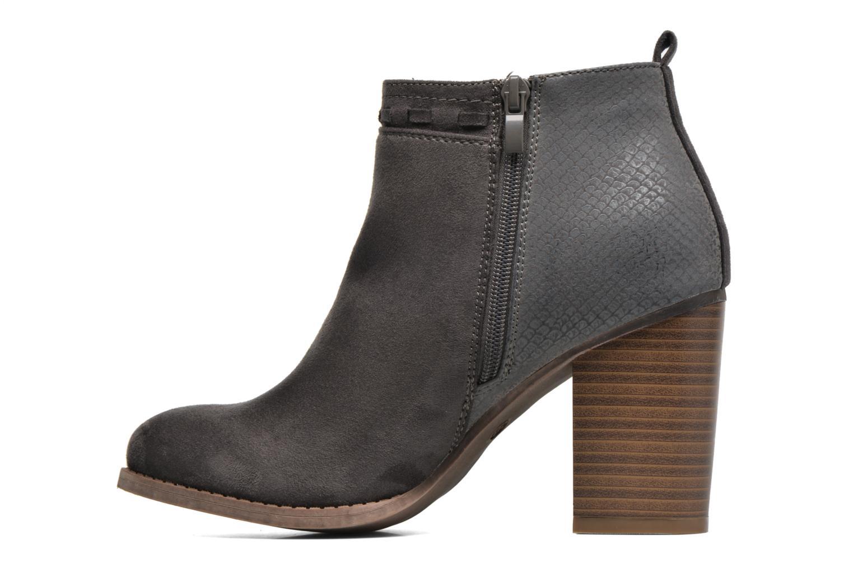 Stiefeletten & Boots I Love Shoes THANSE grau ansicht von vorne