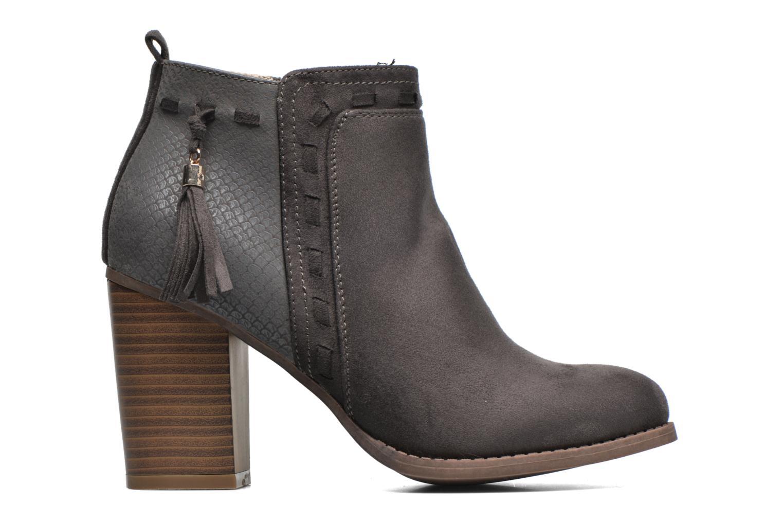 Botines  I Love Shoes THANSE Gris vistra trasera