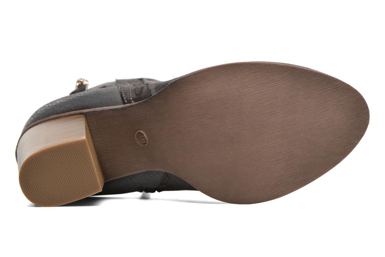 Botines  I Love Shoes THANSE Gris vista de arriba