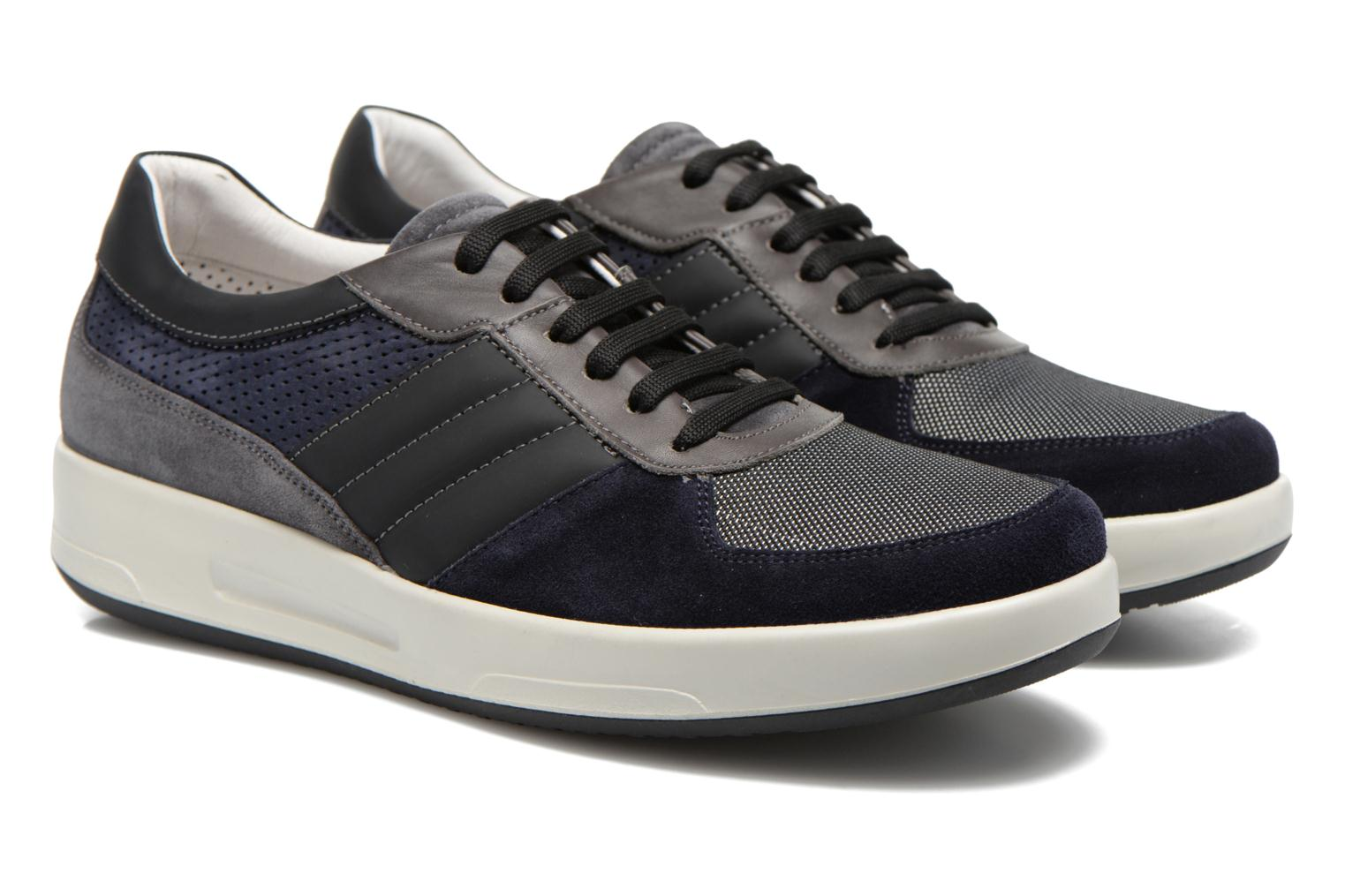 Trainers Lagerfeld Jil by Lagerfeld Blue 3/4 view