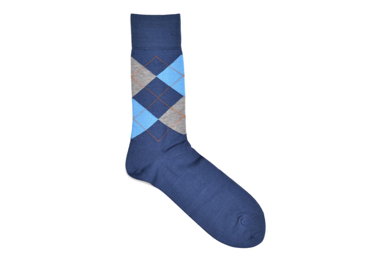 Chaussettes et collants Burlington Chaussettes MANCHESTER SO Bleu vue détail/paire