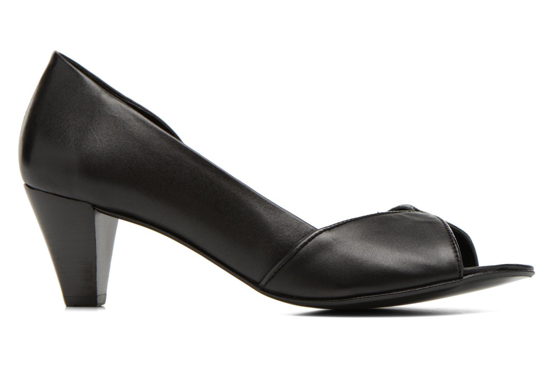 Zapatos de tacón Minelli F93 614 Negro vistra trasera