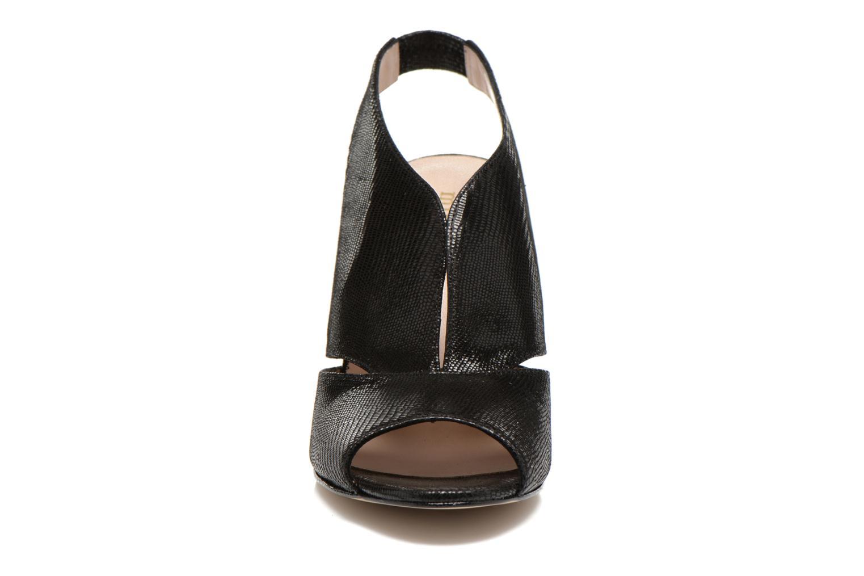 Sandales et nu-pieds Minelli F93 276/IMP Noir vue portées chaussures