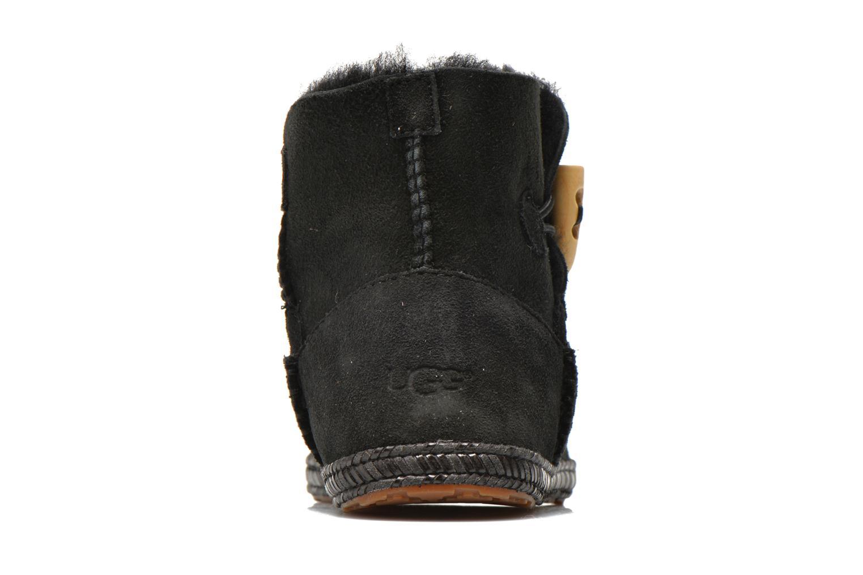 Bottines et boots UGG K Wyoming Noir vue droite