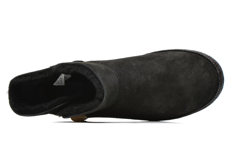 Bottines et boots UGG K Wyoming Noir vue gauche