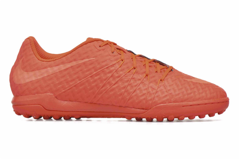 Chaussures de sport Nike Hypervenomx finale tf Orange vue derrière