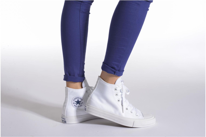 Sneakers Converse Chuck Taylor All Star II Hi W Zwart onder