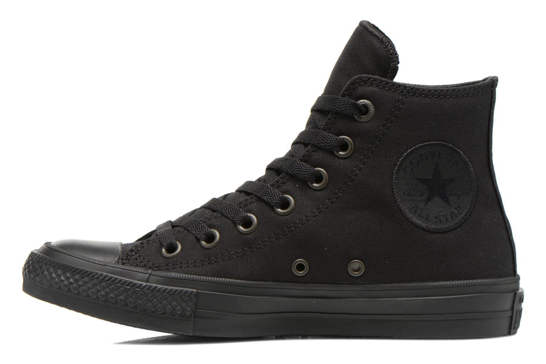 Sneakers Converse Chuck Taylor All Star II Hi W Zwart voorkant