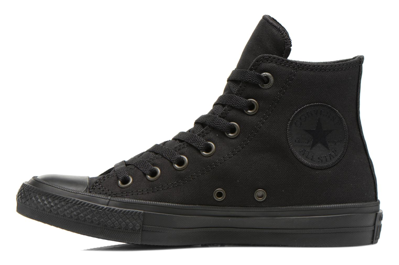 Baskets Converse Chuck Taylor All Star II Hi W Noir vue face