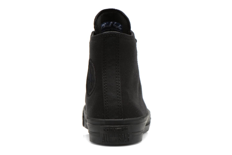 Sneakers Converse Chuck Taylor All Star II Hi W Zwart rechts