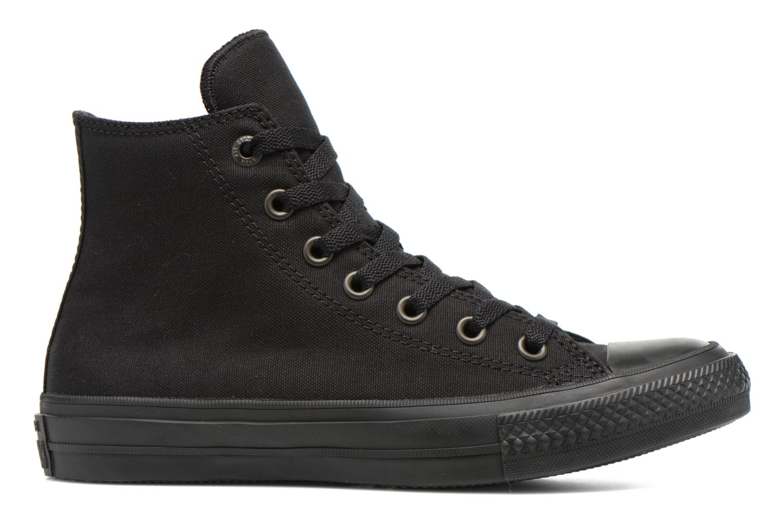 Sneakers Converse Chuck Taylor All Star II Hi W Zwart achterkant