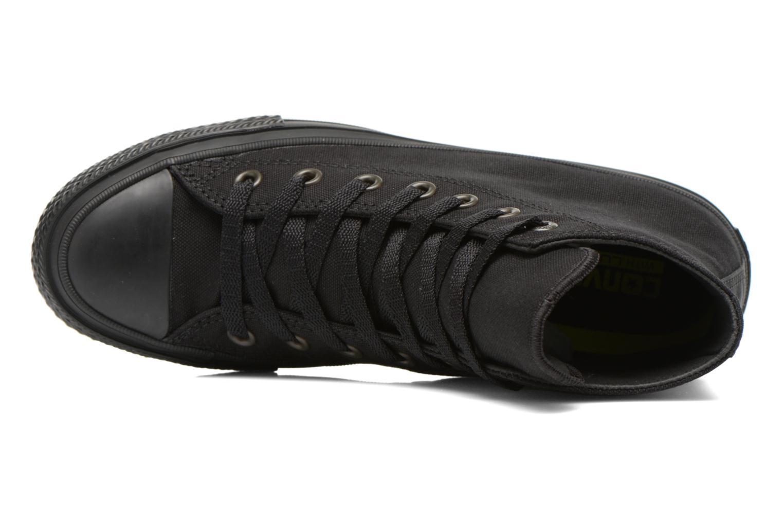 Sneakers Converse Chuck Taylor All Star II Hi W Sort se fra venstre