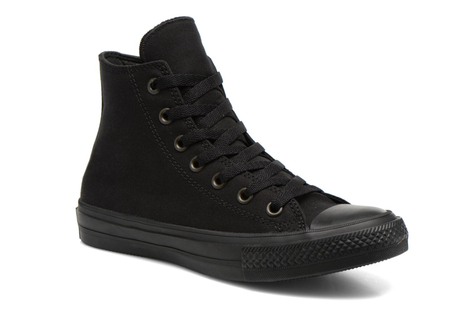 Chuck Taylor All Star II Hi W Black/black/black