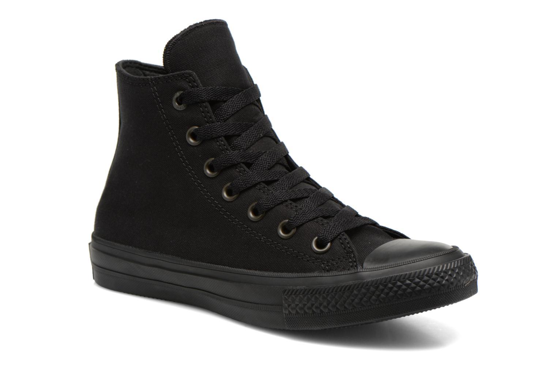 Sneakers Converse Chuck Taylor All Star II Hi W Zwart detail
