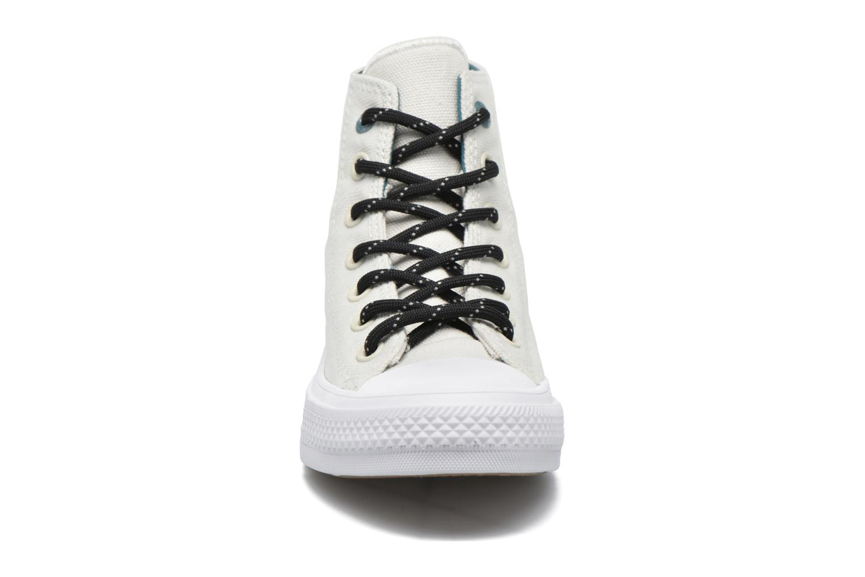 Sneakers Converse Chuck Taylor All Star II Hi W Grå se skoene på