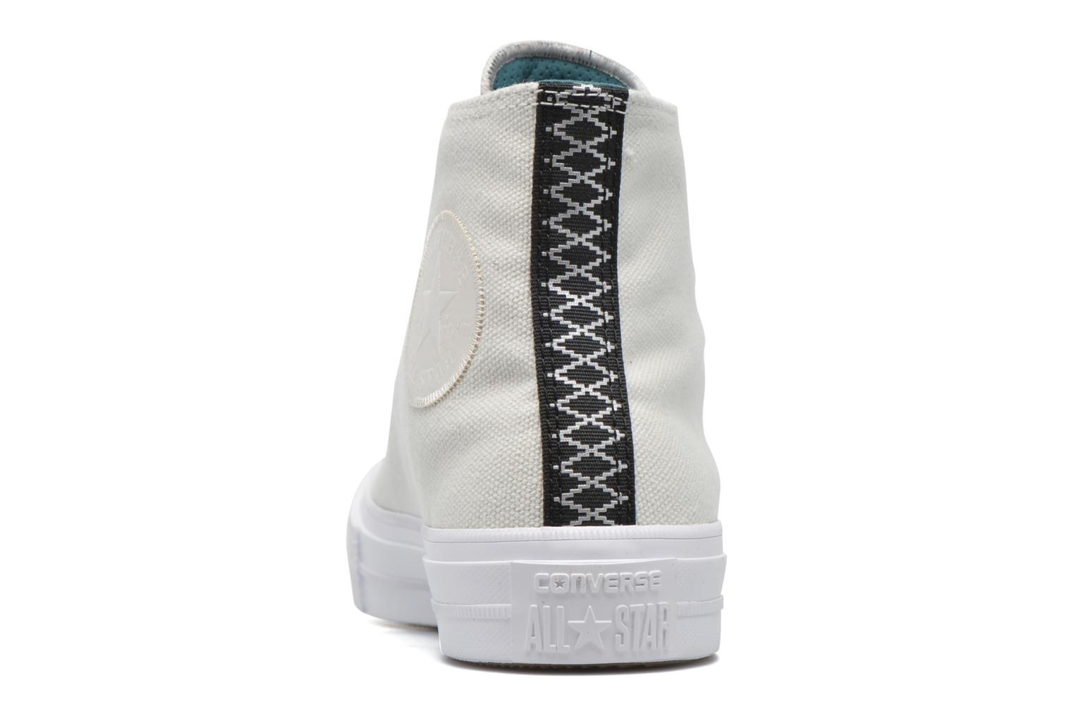 Trainers Converse Chuck Taylor All Star II Hi W Grey view from the right