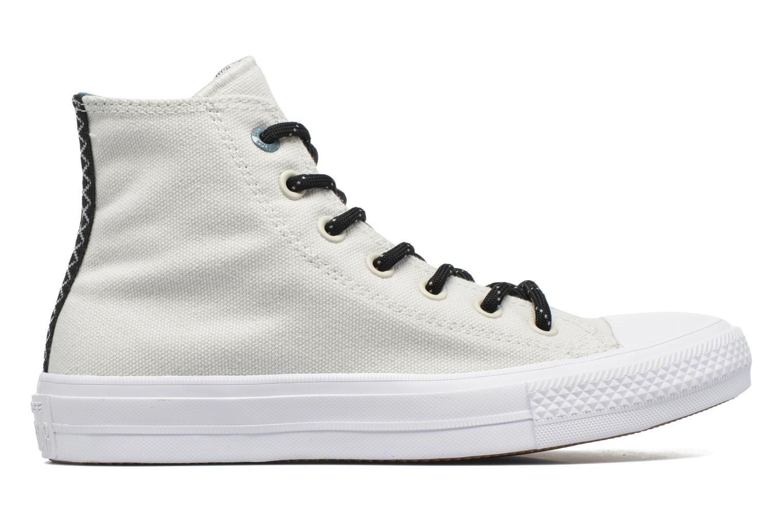 Sneakers Converse Chuck Taylor All Star II Hi W Grå bild från baksidan