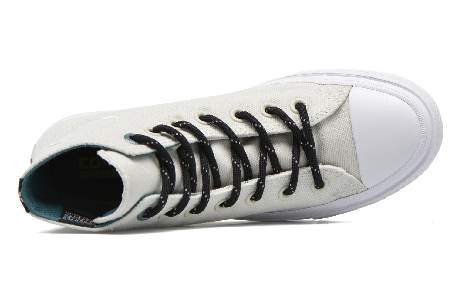 Trainers Converse Chuck Taylor All Star II Hi W Grey view from the left