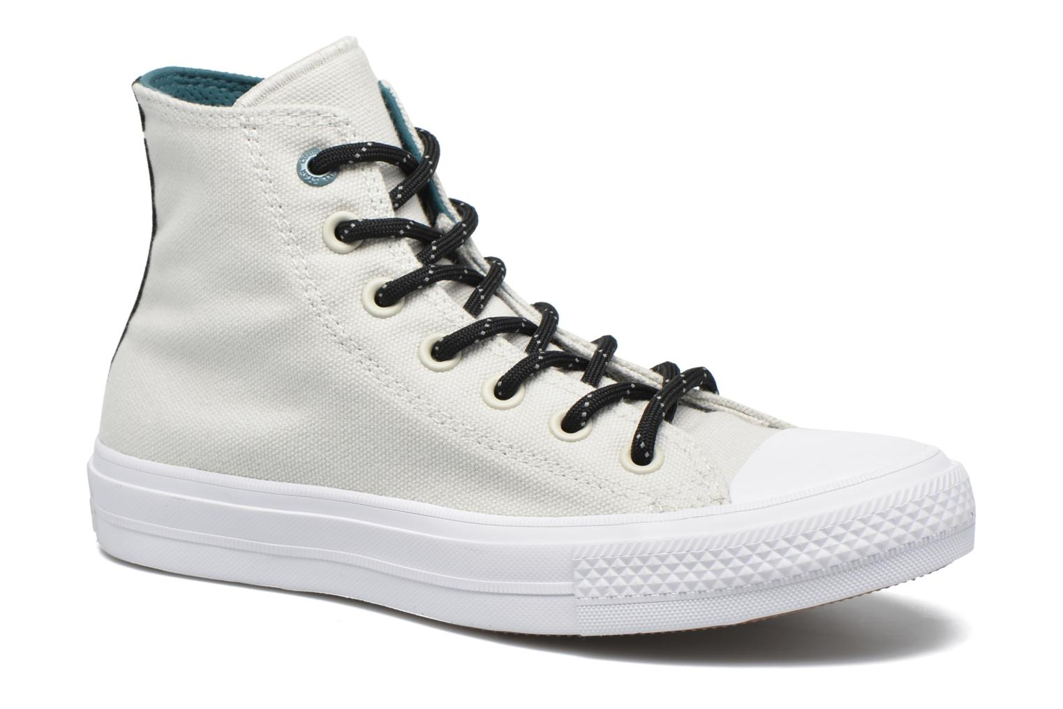 Chuck Taylor All Star II Hi W Shield canvas Buff