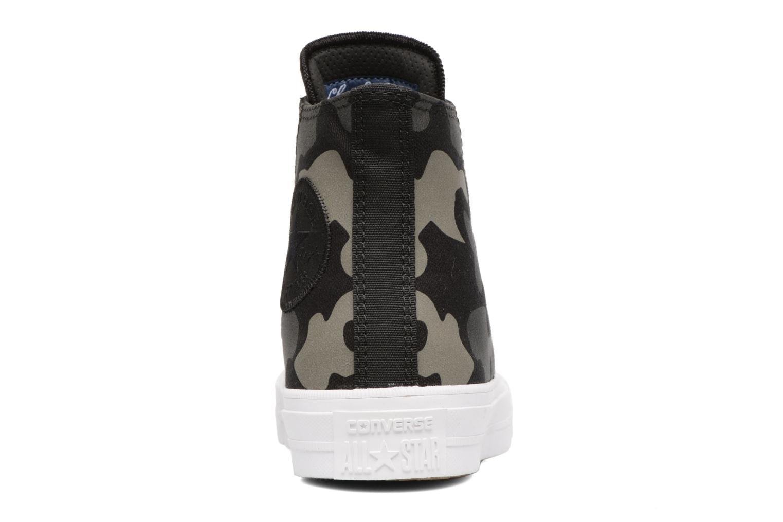 Sneaker Converse Chuck Taylor All Star II Hi W schwarz ansicht von rechts