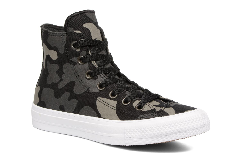 Sneakers Converse Chuck Taylor All Star II Hi W Svart detaljerad bild på paret