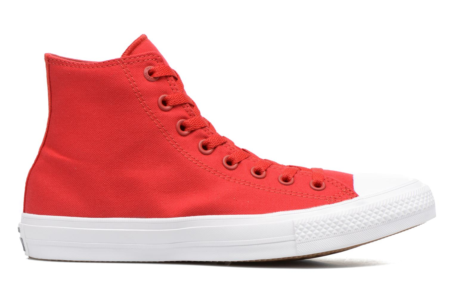 Trainers Converse Chuck Taylor All Star II Hi M Red back view