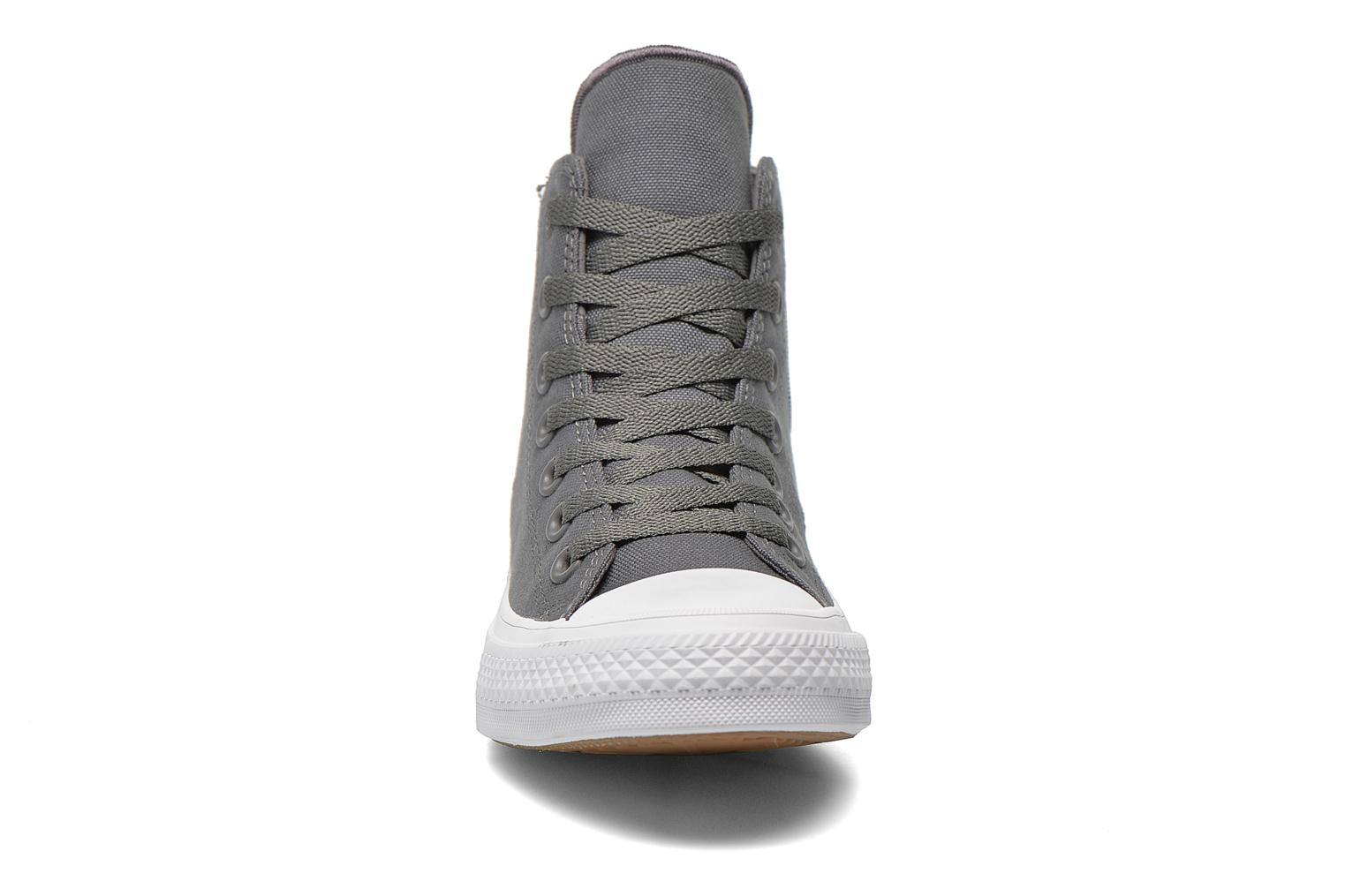 Trainers Converse Chuck Taylor All Star II Hi M Grey model view