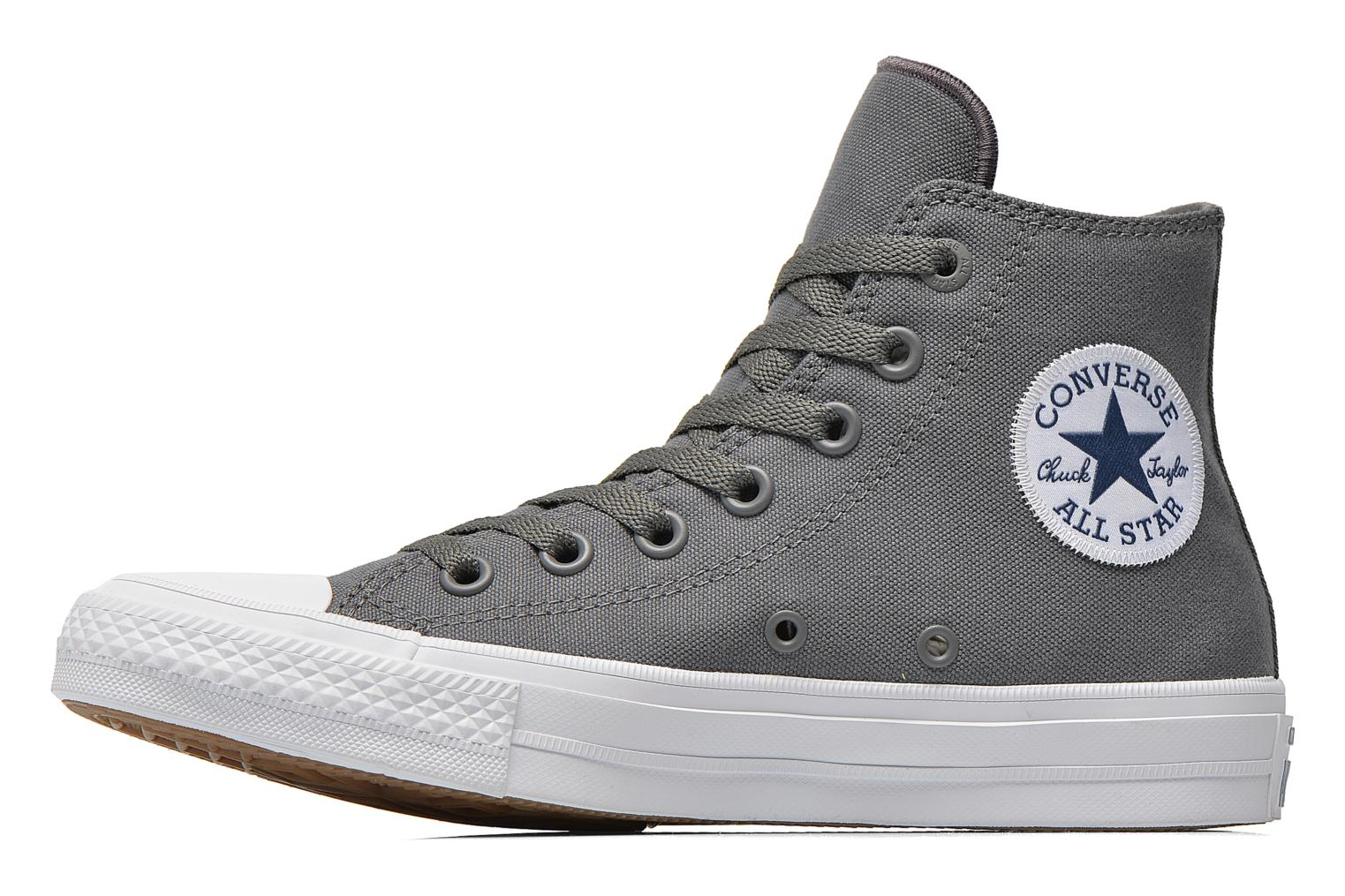 Trainers Converse Chuck Taylor All Star II Hi M Grey front view