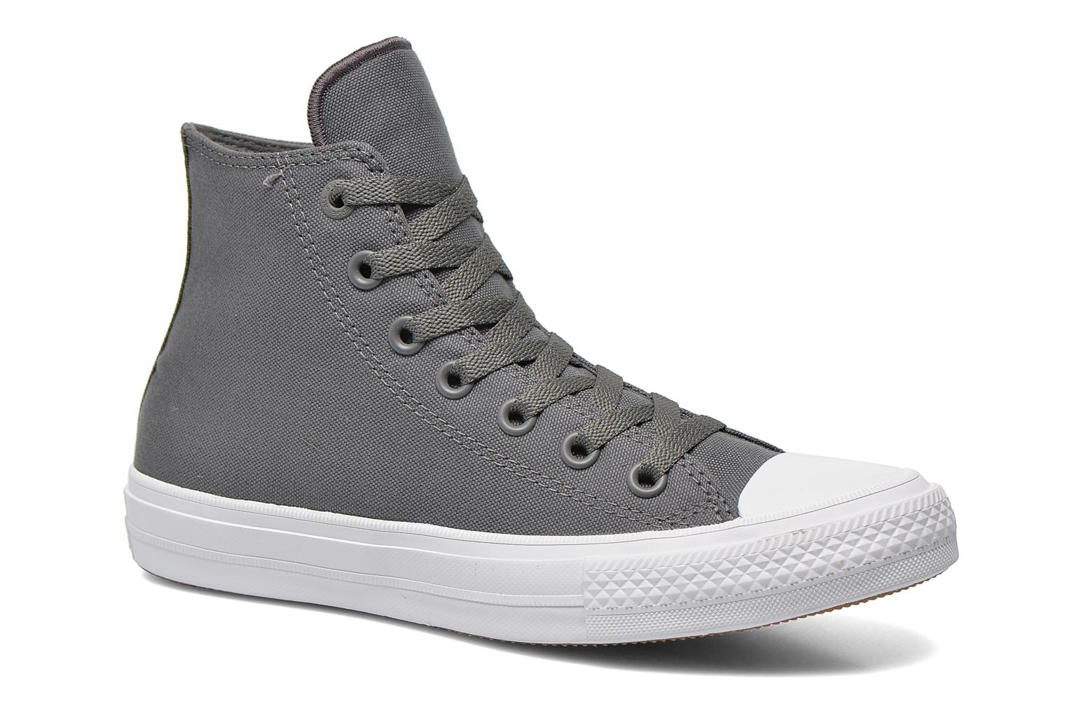 Trainers Converse Chuck Taylor All Star II Hi M Grey detailed view/ Pair view