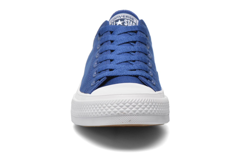 Sneakers Converse Chuck Taylor All Star II Ox M Blauw model