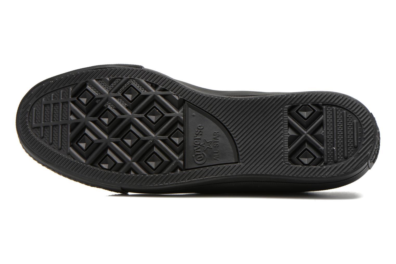 Sneaker Converse Chuck Taylor All Star II Ox M schwarz ansicht von oben