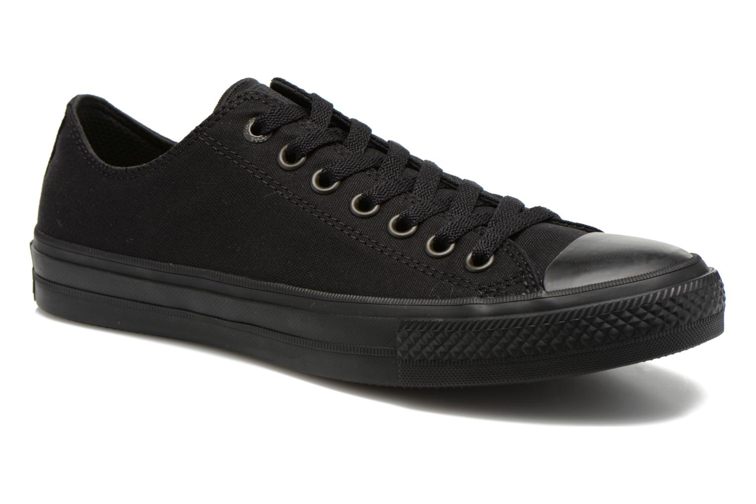 Chuck Taylor All Star II Ox M Black/black/black