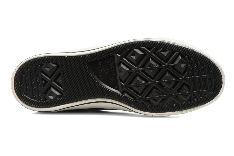 Chuck Taylor All Star Ox Oil Slick Leather W Black/Egret/Black