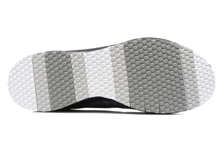 Chaussures de sport Skechers Go Flex 14010 Bleu vue haut