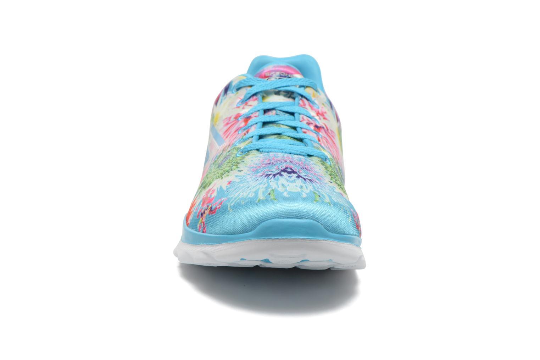 Sportschuhe Skechers Go Fit Tr - Bayrose 14091 blau schuhe getragen