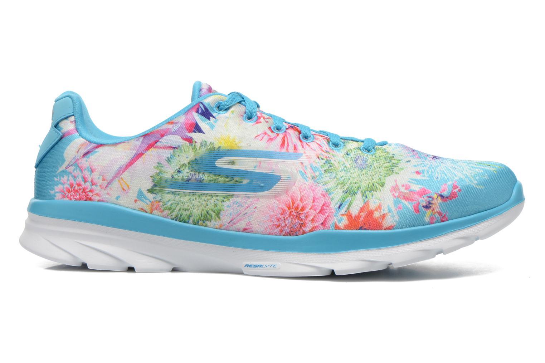Chaussures de sport Skechers Go Fit Tr - Bayrose 14091 Bleu vue derrière