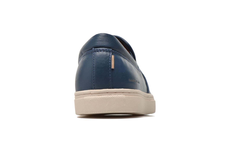 Baskets Skechers Gower 68509 Bleu vue droite