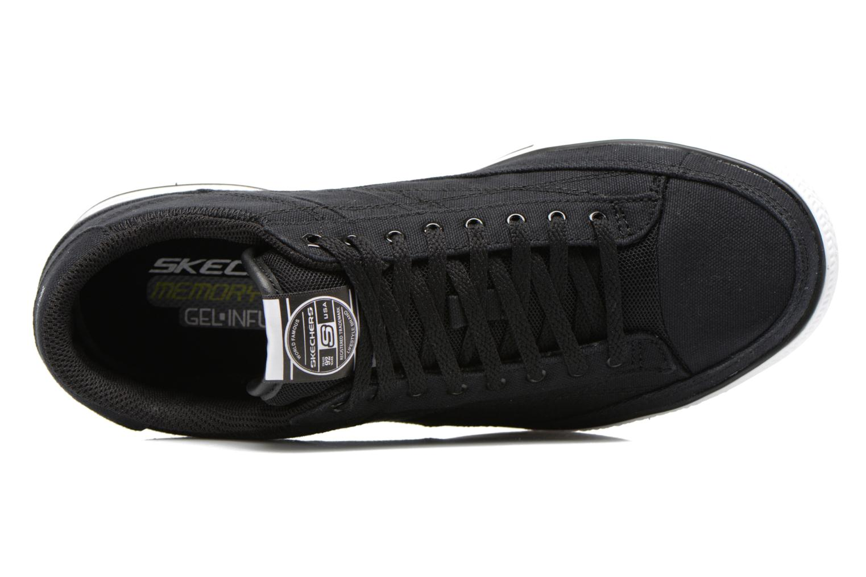 Baskets Skechers Arcade- Chat Mf 51014 Noir vue gauche