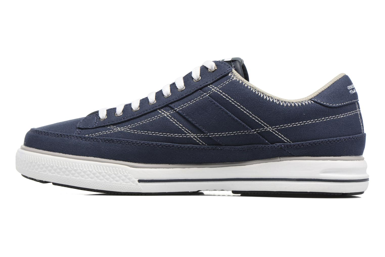 Baskets Skechers Arcade- Chat Mf 51014 Bleu vue face