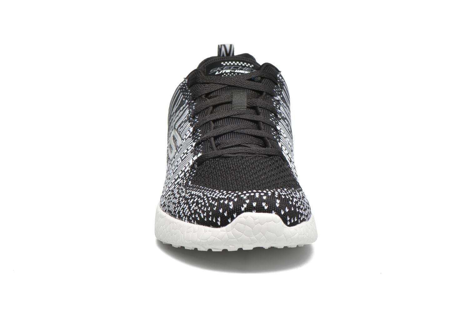 Sport shoes Skechers Burst - In The Mix 52107 Black model view