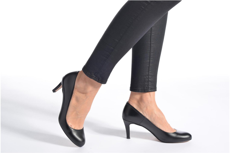 Zapatos de tacón Georgia Rose Selina Blanco vista de abajo