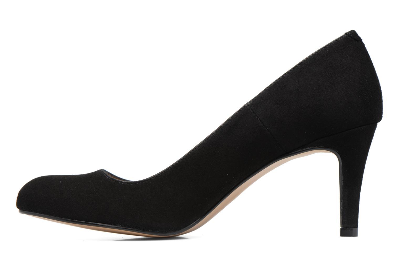 Selina Cuir velours noir