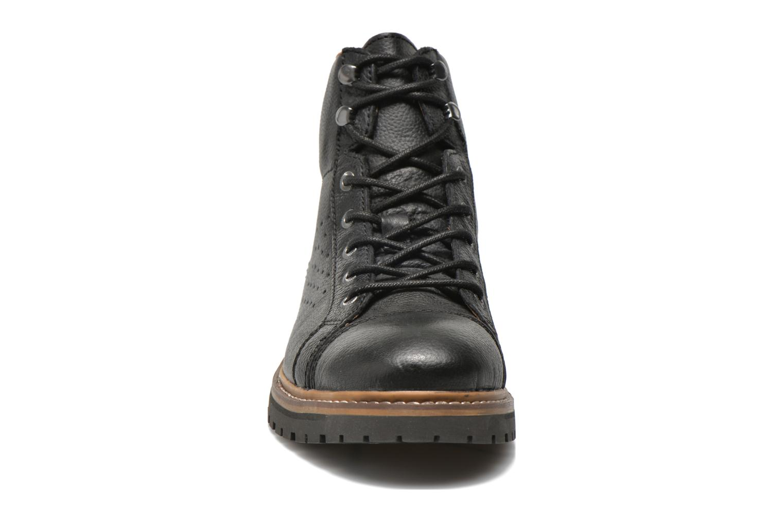 Ankle boots Aigle Hawlin Black model view