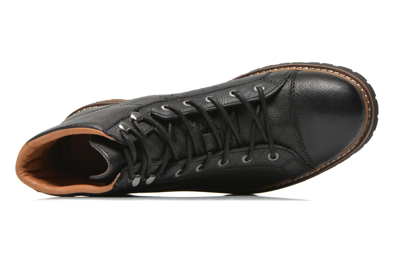 Bottines et boots Aigle Hawlin Noir vue gauche