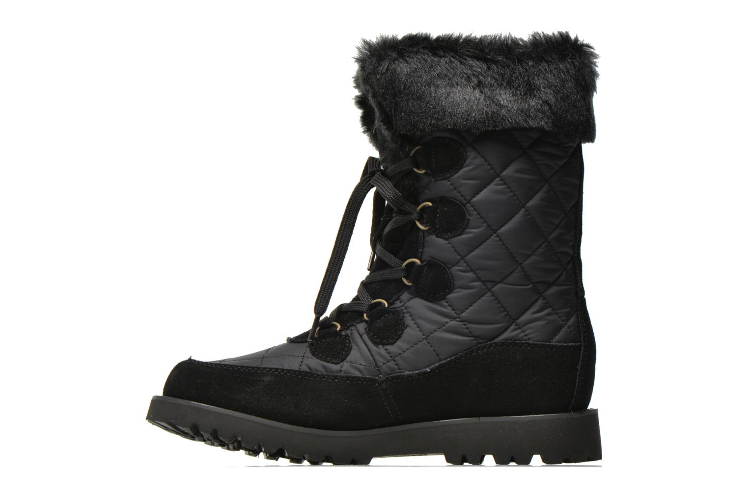 Ankle boots Aigle Lavras Black front view