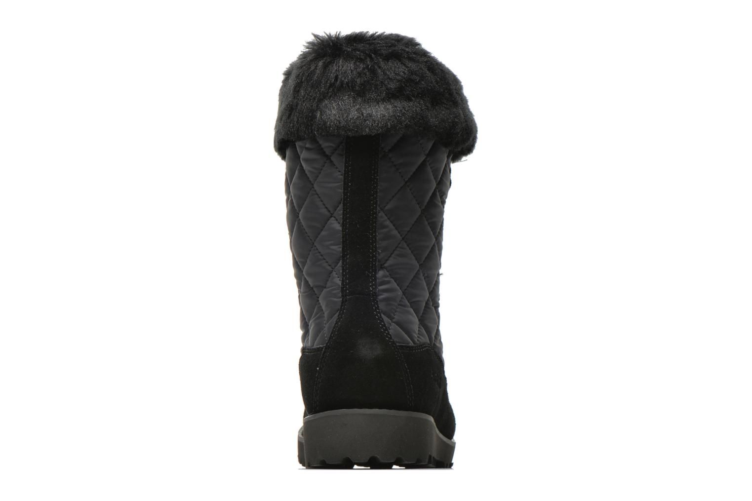 Ankle boots Aigle Lavras Black view from the right