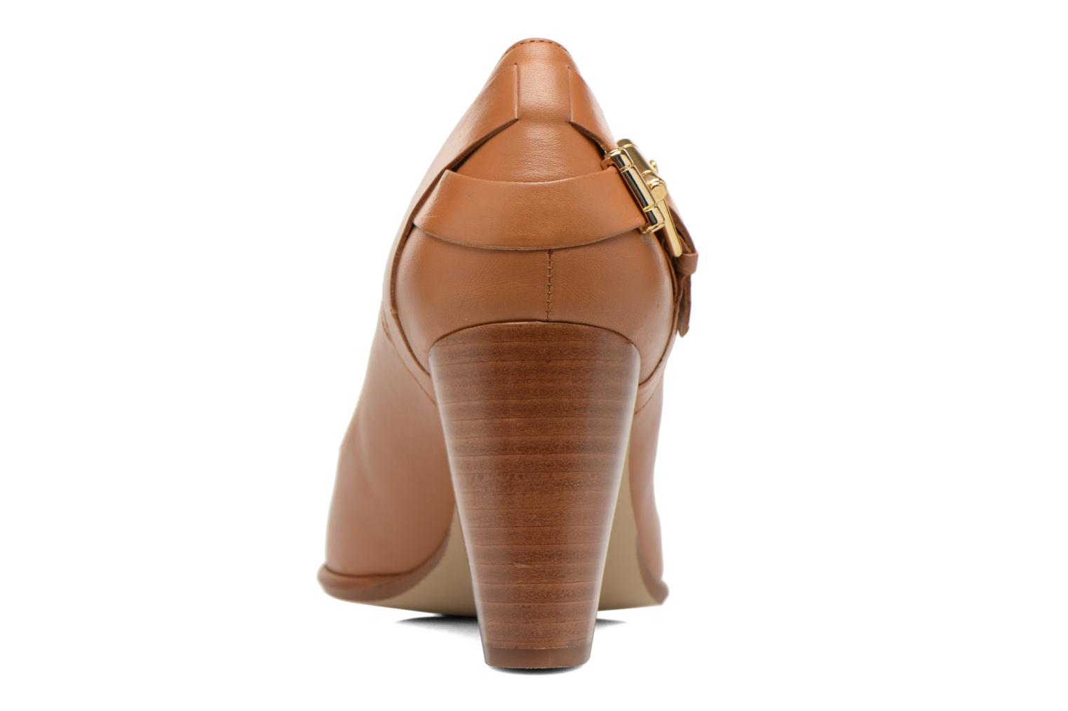 High heels San Marina Actea Brown view from the right