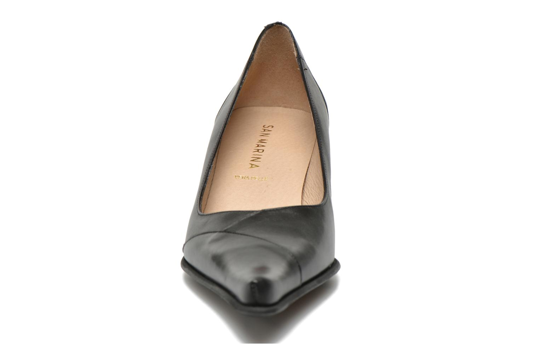 Escarpins San Marina Appeau Noir vue portées chaussures